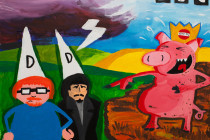 wicked pig painting 2